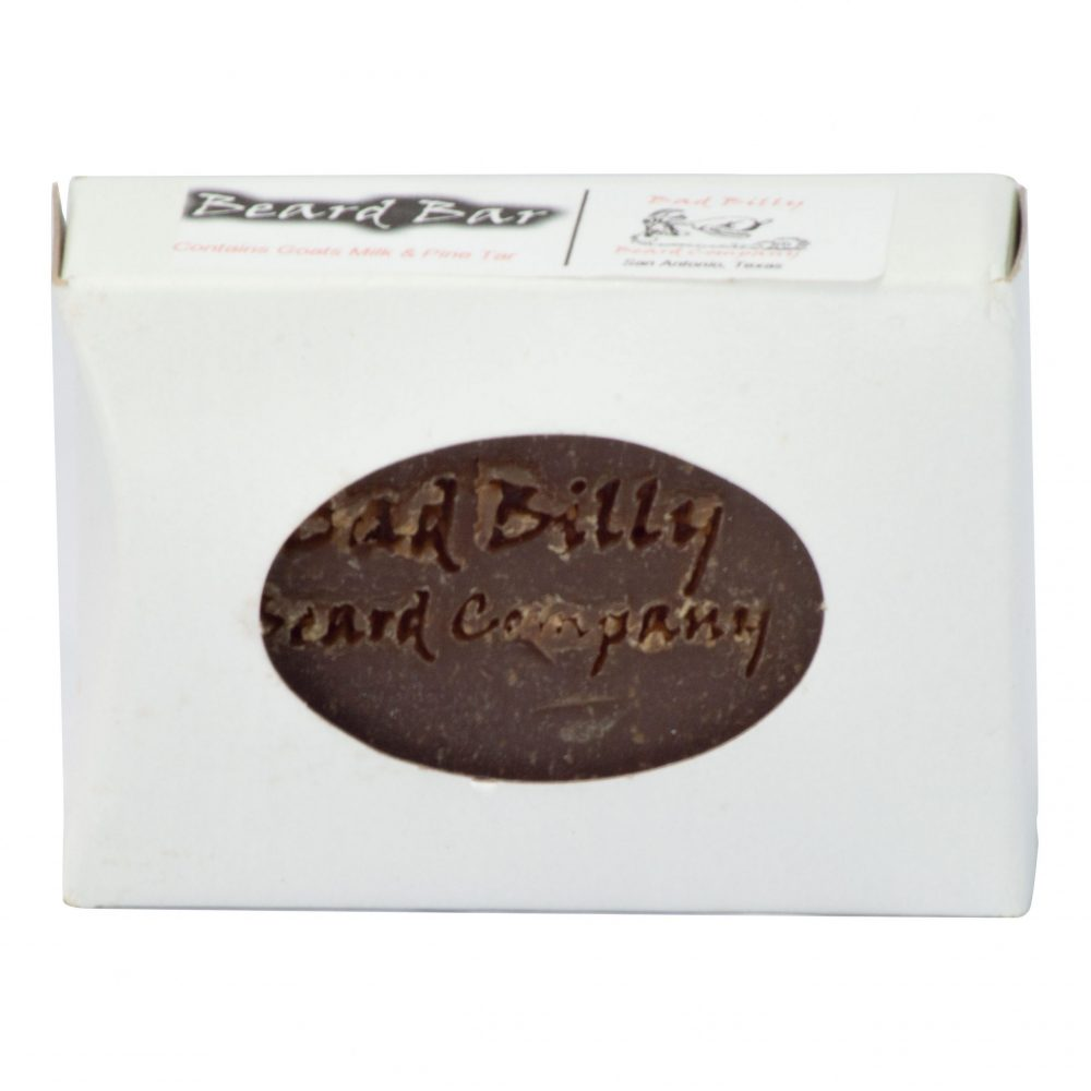 Bad Billy Beard Bar Facial Soap