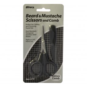 Bad Billy Beard Scissors and comb