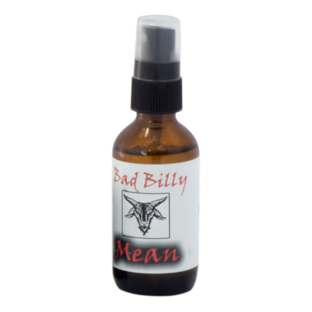 Bad Billy X-Treme MEAN aftershave/cologne